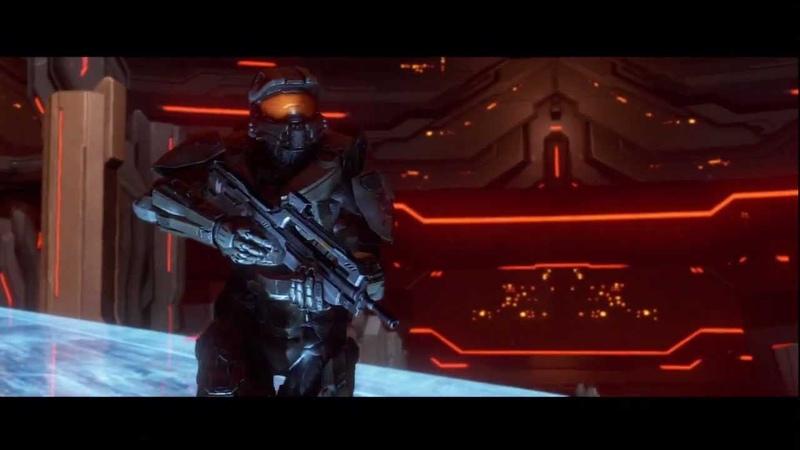 Halo 4 - Ending Cutscene
