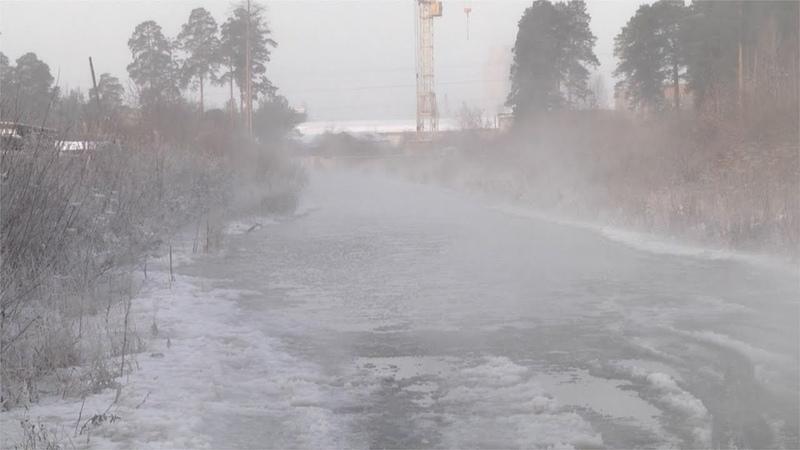 Ледяная дорога на Дорожной - это прорыв.