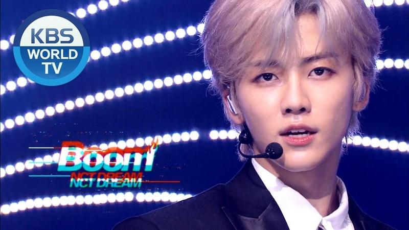 NCT DREAM - BOOM [Music Bank 2018.07.26]