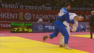 81 кг: Дидар  Хамза (KAZ) vs. Akmal Murodov (TJK)