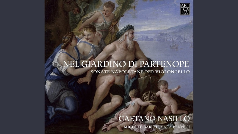 Concerto per violoncello solo con violini e basso in Fa Maggiore: I. Presto