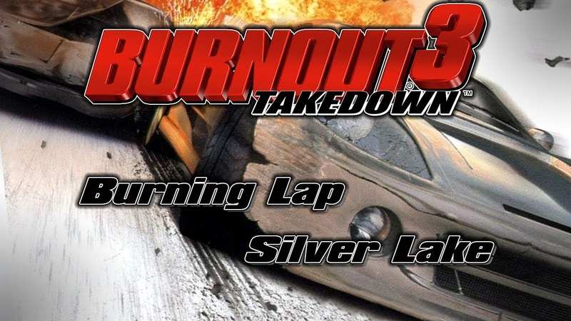 Burnout 3 Takedown – Burning Lap | Special Event (PCSX2)