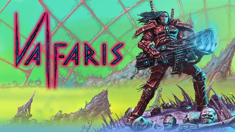 Valfaris прохождение   Игра на (PC steam, PS4, Xbox One, Nintendo Switch) 2019 Стрим RUS