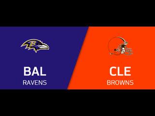 Nfl 2019-2020 / week 16 / baltimore ravens cleveland browns / en / live stream