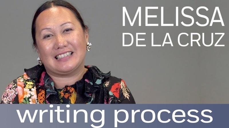 Author Melissa de la Cruz ALEX ELIZA on shopping and her writing process Author Shorts