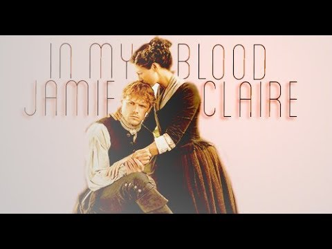 Jamie Claire - In My Blood ♠outlander♥