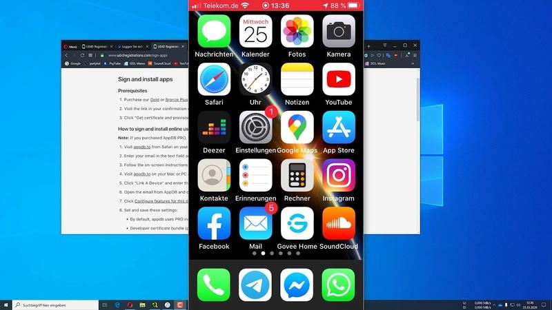 DJI GO 4 VIP HACK MOD 2020 4 3 32 FCC Signal Boost WITHOUT JAILBREAK iOS App Tutorial DeinHode