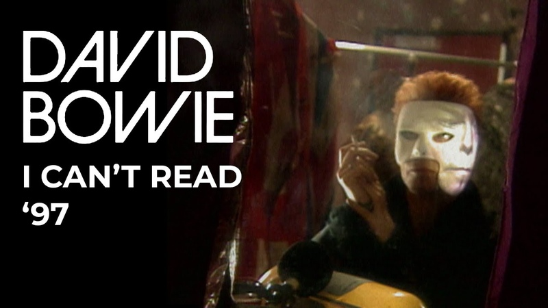 David Bowie - I Cant Read 97 (Official Video)