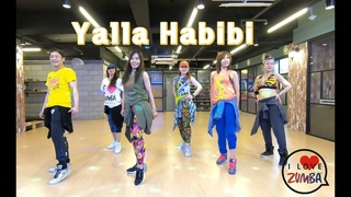 I LOVE ZUMBA / Yalla Habibi / Ragheb Alama Ft. Seyi Shay - Ragheb Alama