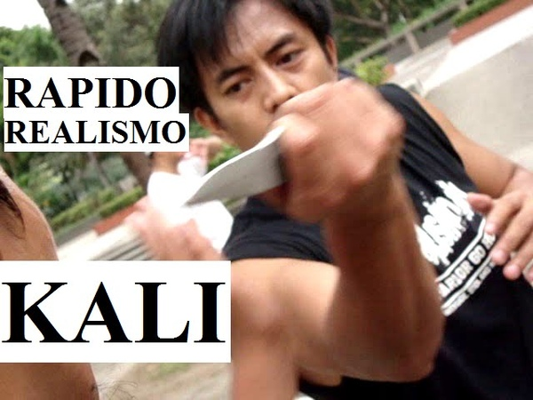 THIS IS KALI Filipino Empty Hands and Weapons Fighting System