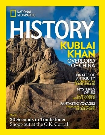 National Geographic History - March/April 2020