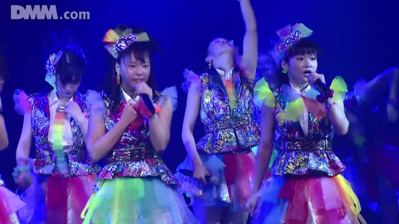 NMB48 Team BII Kegarete iru Shinjitsu @ 190618 NMB48 Stage BII5