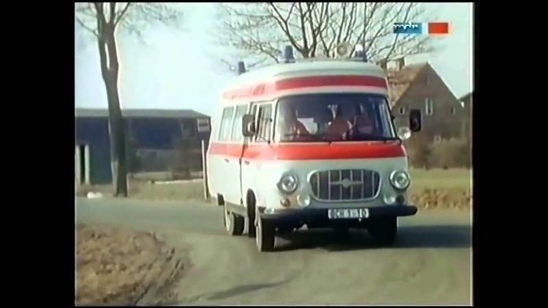 Barkas B1000 Original Krankenwagen (KB - SMH)