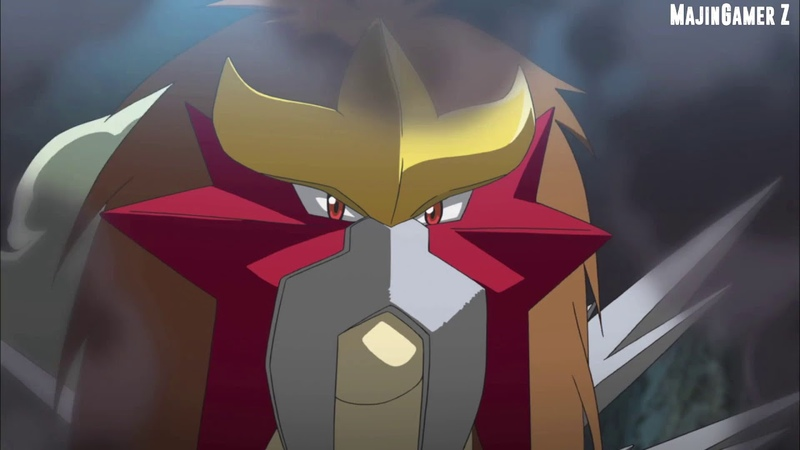 POKEMON AMV HO OH ENTEI POKEMON I CHOOSE YOU