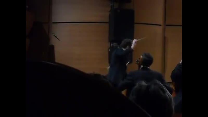 24 25 27 05 2012 Milano Italy Bruch Violin Concerto