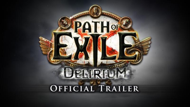 Path of Exile: Делириум. Официальный трейлер и комментарии от разработчиков