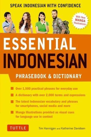 Essential Indonesian Phrasebook & Dictionary, Revised Edition - Iskandar Nugraha