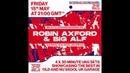 BIG ALF'S LOCKDOWN SESSIONS 004: W ROBIN AXFORD (OLD SKOOL VS NU SKOOL UKG SPECIAL)