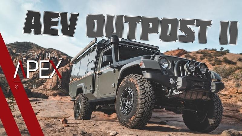Jeep Camper AEV Outpost II   S1 E03   Terminal Apex