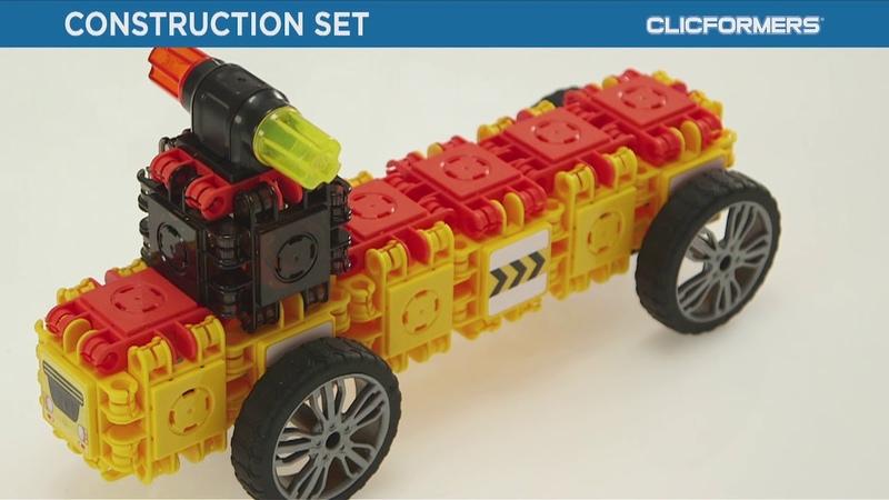 Конструктор CLICFORMERS Construction set 74 pcs