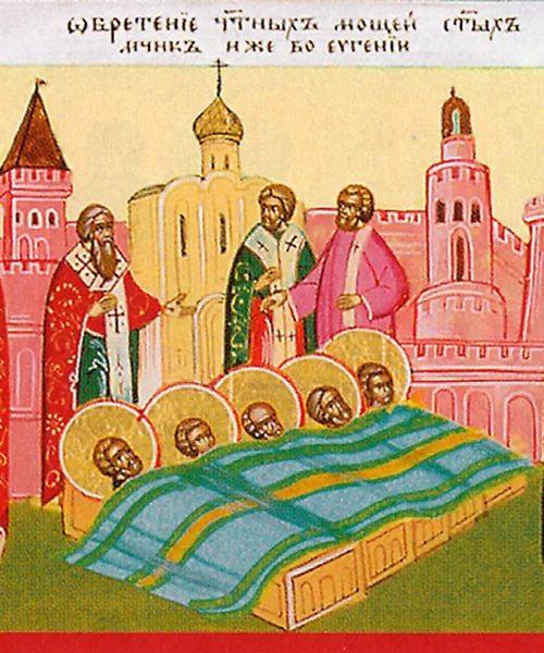 Расписание Богослужений в Храме Иверской иконы Божией Матери со 2 по 8 марта, изображение №5