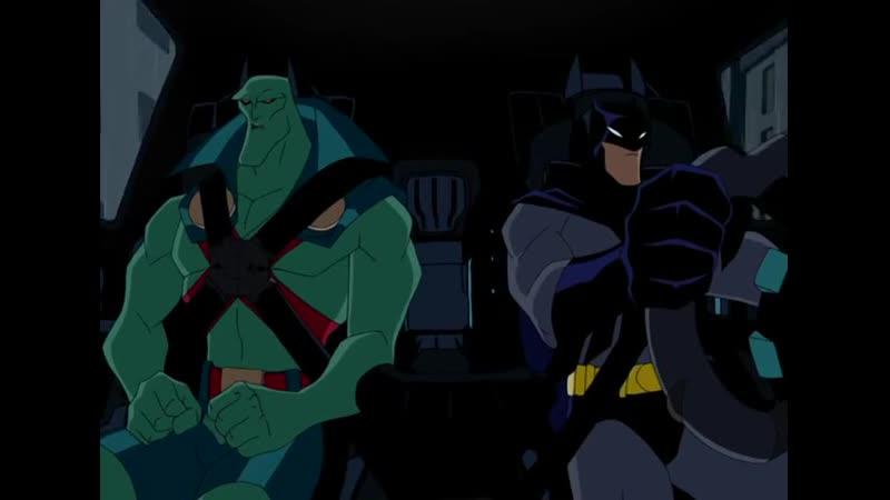 Бэтмен 2004 2008 Сезон 4 Серия 12