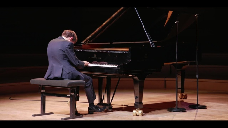 Rachmaninov Variations sur un thème de Corelli Boris Giltburg