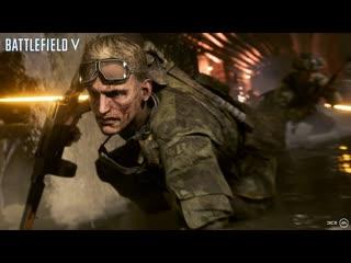 """Battlefield V: карта Операция """"Метро""""  трейлер"""