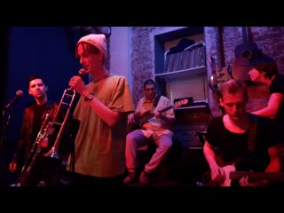 . and rao g love all serve all cover nils landgren funk unit