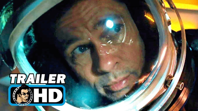 AD ASTRA Final IMAX Trailer 2019 Brad Pitt Sci Fi Movie