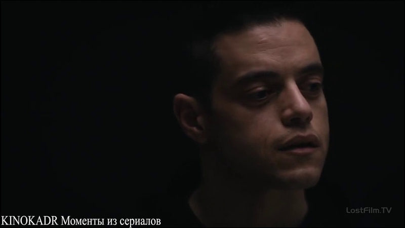 Эллиот и Белая Роза о людях | Мистер Робот 4 сезон 11 серия