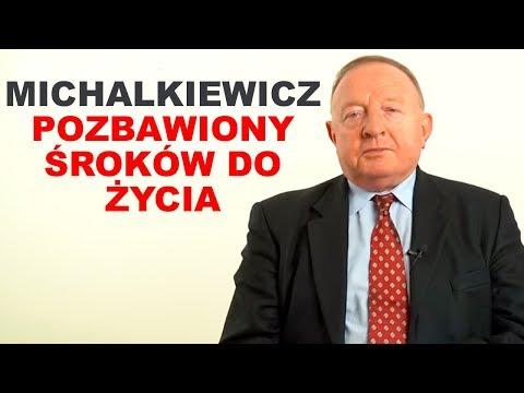 Michalkiewicz skazany w procesie w którym nie uczestniczył Czy to zemsta za ujawnienie notatki