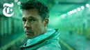 Watch Brad Pitt in a Chase on the Moon in 'Ad Astra' Anatomy of a Scene
