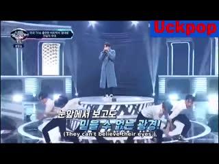 AOMG - BIGMAN BEATBOX KOREAN  ( I CAN SEE YOUR VOICE SEASON 6 EP 3)