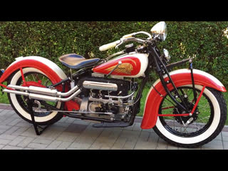 Indian four 436 (1936)