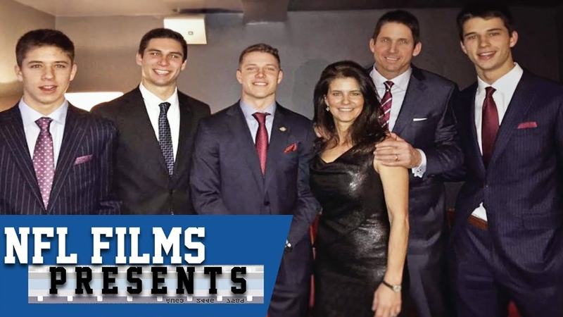 Meet The McCaffreys A Family of Prolific Athletes | NFL Films Presents