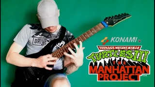 Teenage Mutant Ninja Turtles 3: The Manhattan Project - boss theme cover