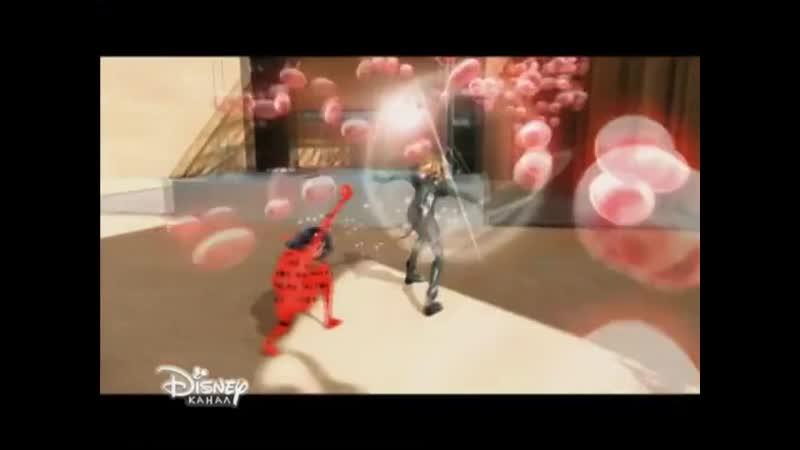 Дарья Громова Вячеслав Логутин Леди Баг и Супер кот Канал Disney