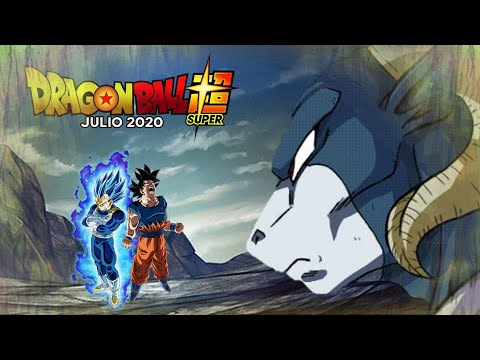 ¡ANUNCIO ESPECIAL DRAGON BALL JULIO 2020 Estrenos Comic Con Manga 62 Dragon Ball Super