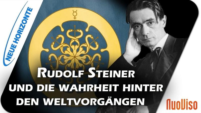 Wahrheit heilt Rudolf Steiner und die Wahrheit hinter den Weltvorgängen Hans Bonneval