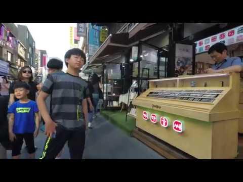 인사동 - Walking around Insadong, Seoul, Korea