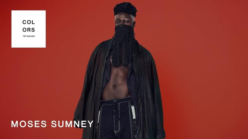 Moses Sumney Cut Me A COLORS SHOW