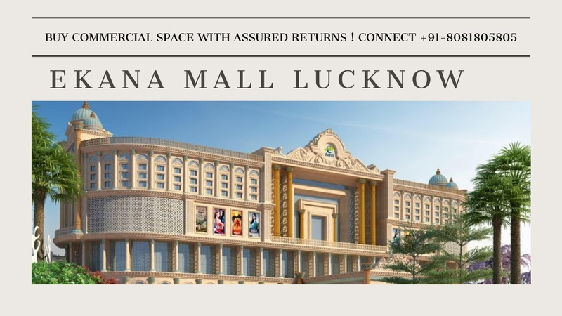 Gomti-Nagar-Extention-retail-food-court-space-office-space-shops-for-sale-ekana-mall-Lucknow