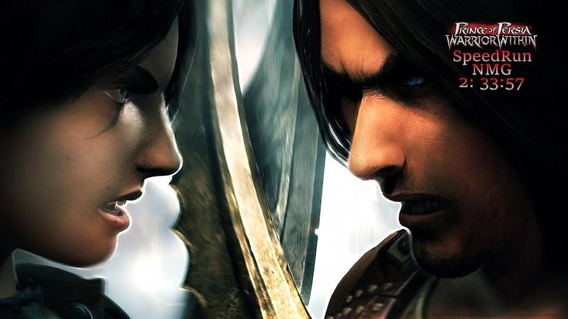 SpeedRun Prince of Persia Warrior Within Within (NMG) 23357