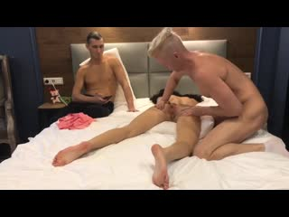 Kate Rich 69 - Доверил другу трахать свою жену, а сам мастурбировал в стороне(русское, incest, sex,porno, anal,squirt, hardcore)