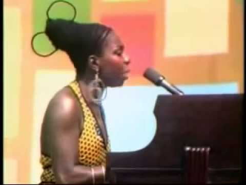 Nina Simone Ain't Got No I've Got Life lyrics
