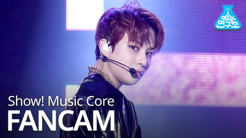 [예능연구소 직캠] NCT 127 - Intro Kick It(JUNGWOO), NCT 127 - Intro 영웅(英雄)(정우) @Show!MusicCore 20200321