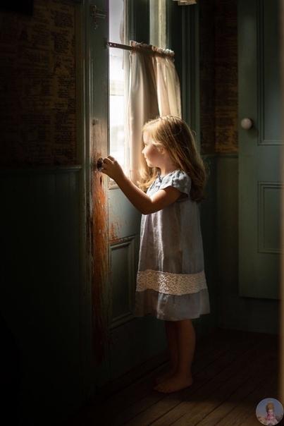 Волшебные снимки детей Iwona Podlasinsa