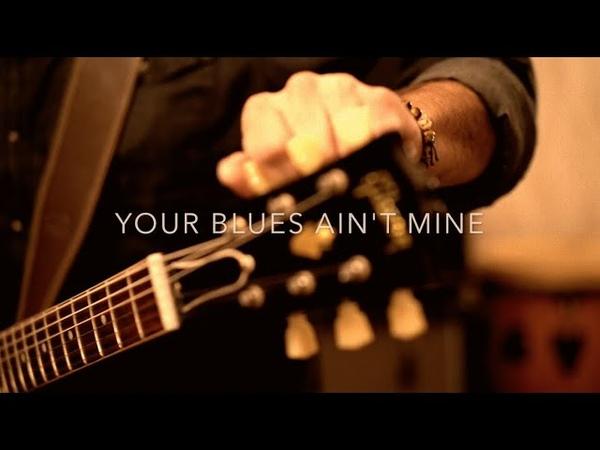 Andreas Diehlmann Band Your Blues Ain't Mine Bluesrock