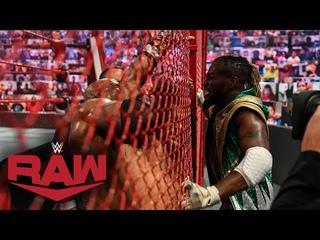ОБРАТНО В АД // WWE RAW